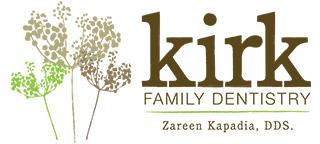 Kirk Family Dentistry Logo